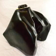 IMS PRODUCTS Fuel / Gas Tank - Honda XR650L - 4.0 GALLON Black
