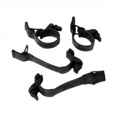 Acerbis DHH DOT Certified Headlight - Replacement Strap 4-Pack