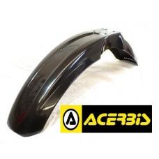 ACERBIS Front Fender (Black) SUZ RM125 RM250 (90-00) DRZ400E/S (00-07) KAW KLX400 (03-04)