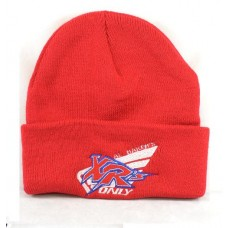 XRs Only Team Beanie Long (Red) 06
