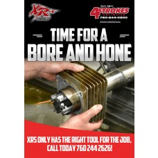 SHOP SERVICE: BORE AND HONE