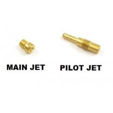 Sudco Jets  XR650L (All Yrs) Main / Pilot (Keihin Carb)