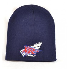 XRs Only Team Beanie (Navy Blue) 01
