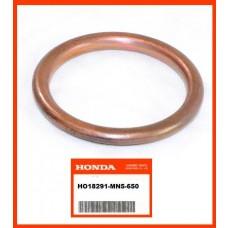 OEM Honda Exhaust Gasket XR185 (1979), XR200R (80-02), XR350R (83-85), XR400R (96-04), XR500R (81-84), XR650R (All) XR600R (85-00), XR650L (93-15) CRF150F, CRF230F