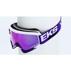 X BRAND SCATTER X / FADE GOX GOGGLES, Volcano Purple