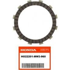 OEM HONDA CLUTCH - DISK, CLUTCH FRICTION XR650R (00-07)