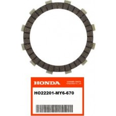 OEM HONDA XR650L (93-14) CLUTCH - DISK, CLUTCH FRICTION
