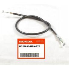 OEM Honda Decompression Cable XR650R (00-07)