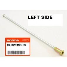 OEM HONDA REAR WHEEL SPOKE, XR650L (93-14) LEFT SIDE