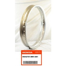 OEM Honda Rear Rim 18 X 2.15 XR400R (96-04) XR600R (91-00) XR650L (00-01)
