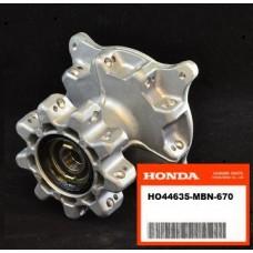 OEM Honda Front Wheel Hub, XR650R (00-07)