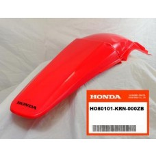 OEM Honda Rear Fender CRF250R (2004) Red