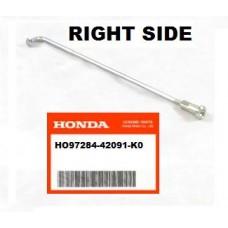 OEM HONDA REAR WHEEL SPOKE, CRF80F (04-13) XR80R (90-03) RIGHT SIDE