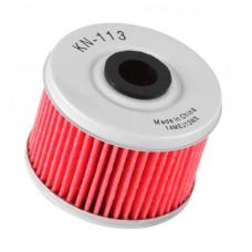 K&N Oil Filter - Honda TRX300EX / TRX400EX / TRX350 Rancher / TRX450 Foreman / TRX500 Foreman / ATC250SX / ATC350X
