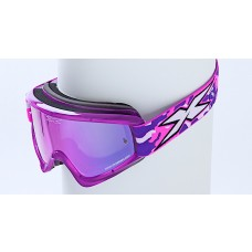 X BRAND LIMITED GOGGLES, Incognito Transparent Purple