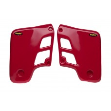 Maier USA Radiator Scoops - Honda CR500R (1986-1988)