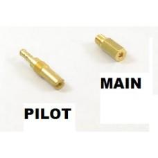 Sudco Jets  XR650R (00-07), XR600R (88-00), XR400R (96-04), XR250R (96-04) (All Yrs) Main / Pilot (Keihin Carb)