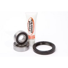 Pivot Works Front Wheel Bearing Kit - Kawasaki KLR250 (87-05),KLR650 (87-15) TENGAI BIKE (90-91)