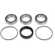 Pivot Works Rear Wheel Axle Carrier Bearing Kit - Honda TRX450ER (06-14) TRX450R (04-09)
