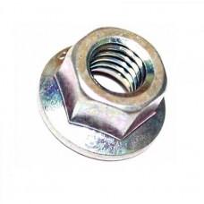 Honda OEM Nut, Hex 8mm (Rear Tire Adjuster Locking Nut) XR650R (all Yrs) CR125R / CR250R (87-00) CR500R (87-01)