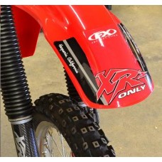 XRs Only Fender Tip Graphics