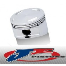 JE Pistons Honda XR600R Piston Kit - 640cc / 101mm / 10.6:1 Compression