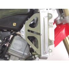 Works Connection Radiator Braces - Honda CRF150R