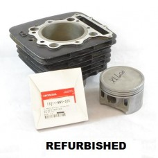 REFURBISHED Honda Cylinder W/ USED OEM Piston Kit (100mm) XR600R (85-87) XL600R (85-87)