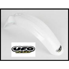 UFO Front Fender - Honda XR250R / XR400R - White (96-UP)