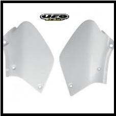 UFO Side Panel - Honda XR250R / XR400R - WHITE (96-UP)