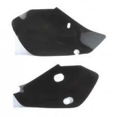 DIRT DIGITS Side Panel (BLACK) Vinyl Back Ground XR650R (00-07)