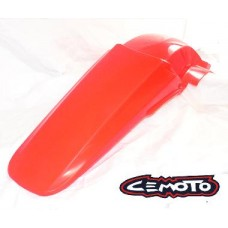 """BLOW-OUTS"" Cemoto Rear Fender, CRF450R (02-04) CR RED"