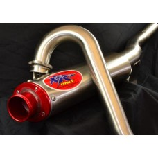 """Blow-Outs"" XRs Only Exhaust Pipe & Header - Honda TRX450R (OVAL)"