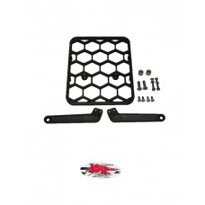XRs Only Billet Rear Fender Rack - Honda XR250R (96-04) / XR400R (96-04)