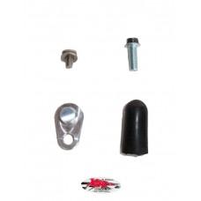 XRs Only Smog / Air Pump Block Off Kit - Honda CRF250R CRF250X CRF450R CRF450X